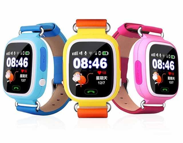 Продам Детские часы с GPS - Smart Baby Watch