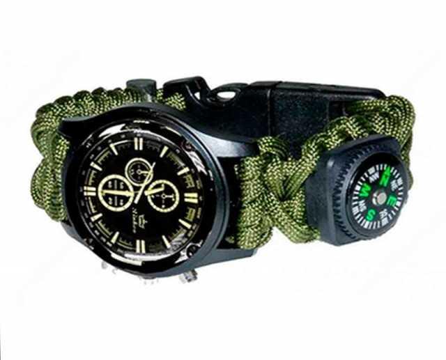 Продам Тактические часы Xinhao Paracord Watch