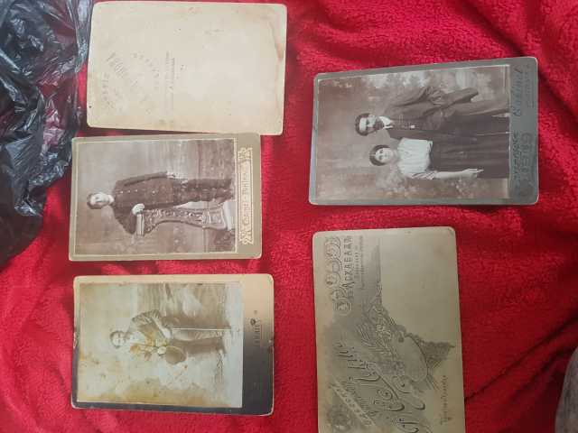 Продам Старые фотографии