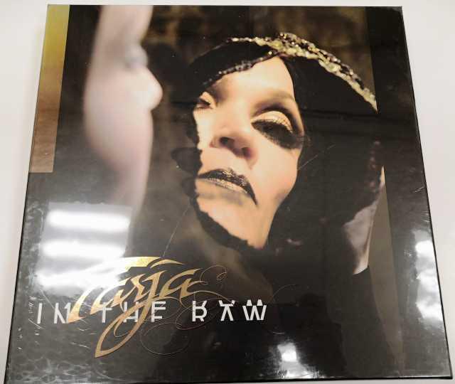 Продам Tarja In the Raw BOX SET