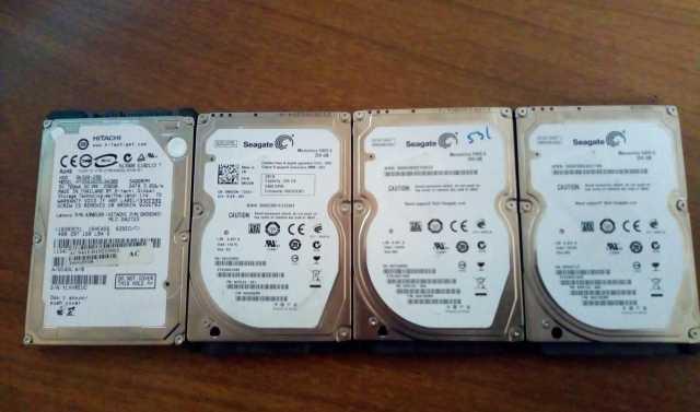 Продам Жесткий диск для ноутбука 250Gb