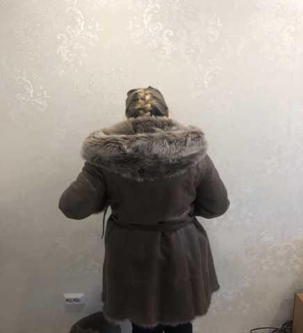 Продам Пальто овичнное