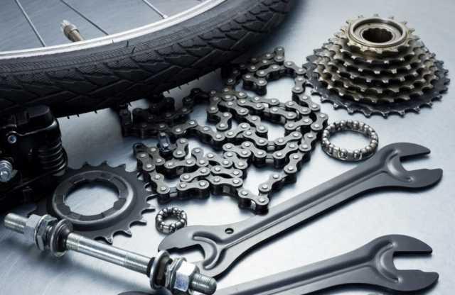 Предложение: Ремонт велосипедов. Замена запчастей. См