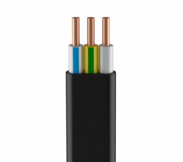 Продам Кабель ВВГ-Пнг(А)-LS 3х2,5 (N,PE)