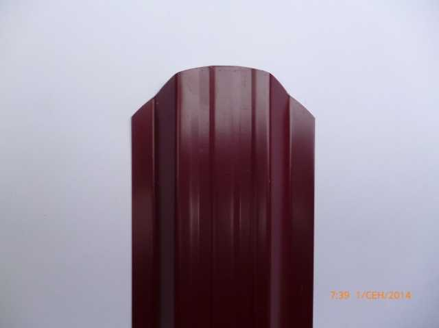 Продам Металлический штакетник П-образный