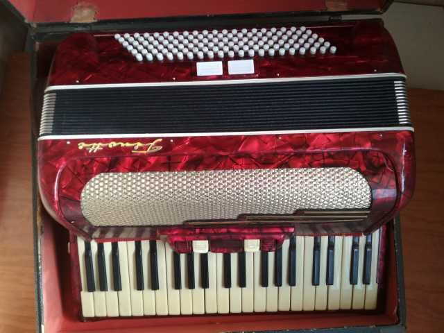 Продам Немецкий аккордеон Firotte Fritz Rockstr