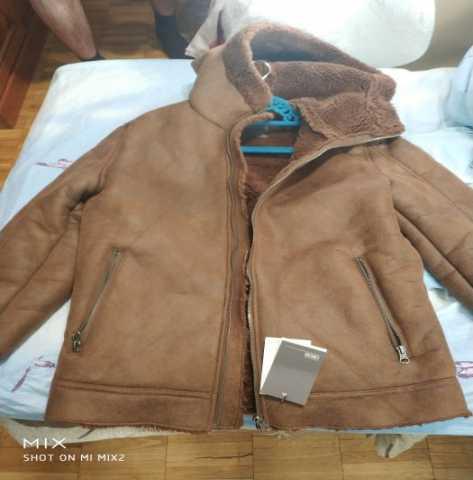Продам Новая куртка мужская тёплая зимняя мех