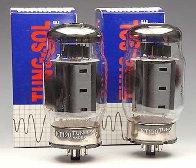 Продам: Радиолампа KT120 Tung-Sol