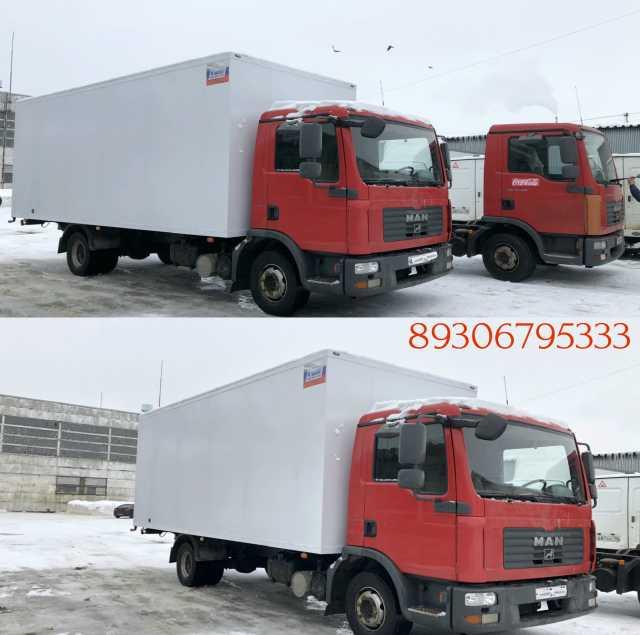 Продам промтоварный фургон