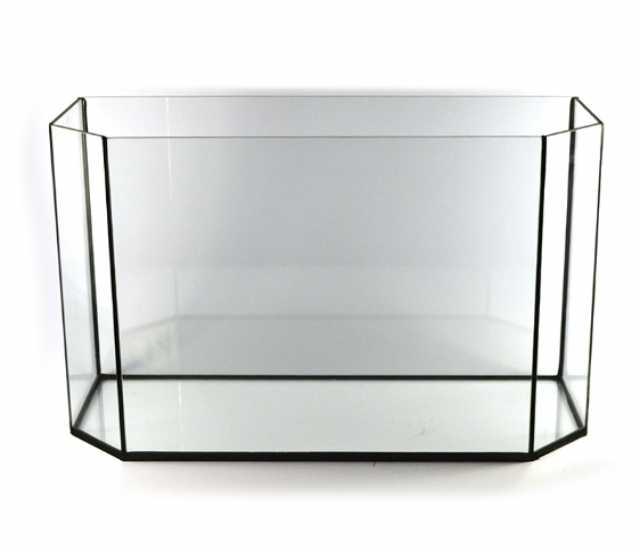 Продам аквариум 40 л + наполнение