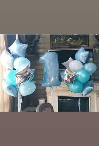 Продам: Гелиевые шары