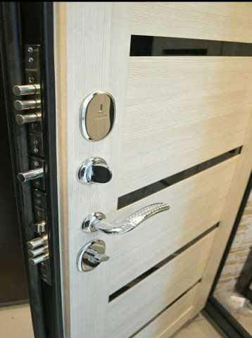 Продам Двери входные металлические