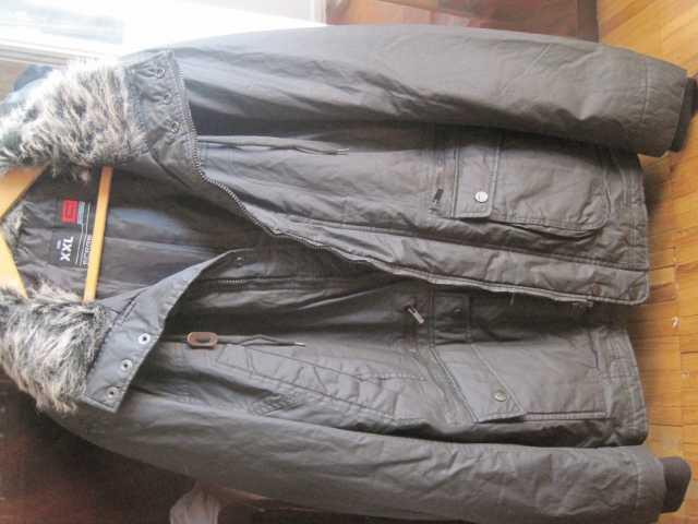 Продам: Новая матово-чёрная куртка