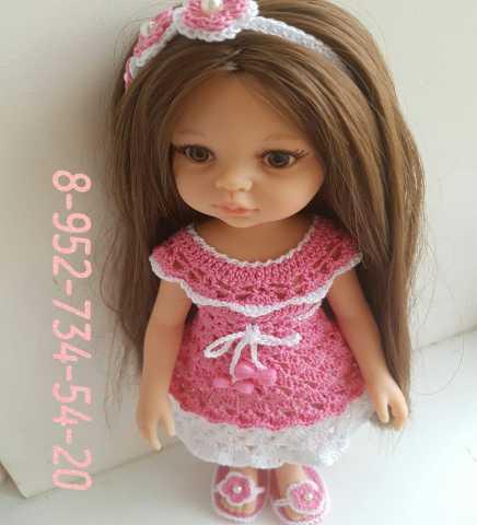 Продам Одежда для кукол ручной работы под заказ