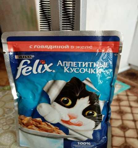 Продам: Корм для кошек Феликс