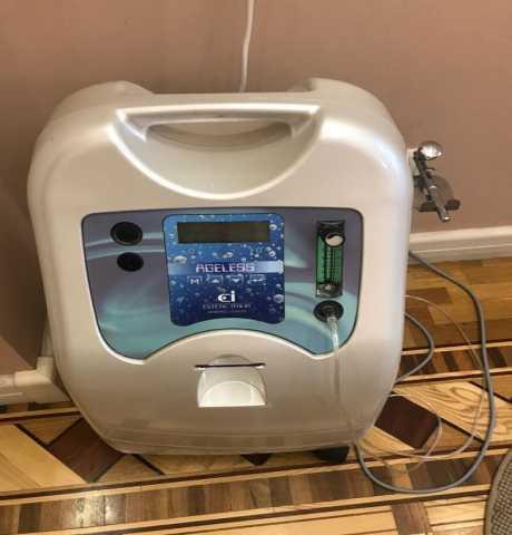 Продам: Аппарат кислородной мезотерапии (AGELESS