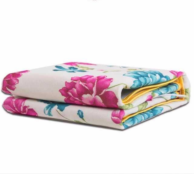 Предложение: Одеяло плюшевое двойное подогреваемое
