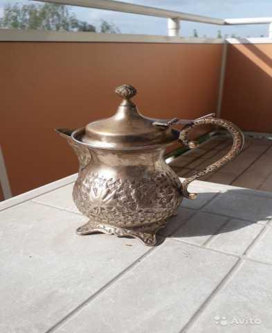 Продам: Чайник 17 cm.Cеребрение. Клеймо 33.Герма