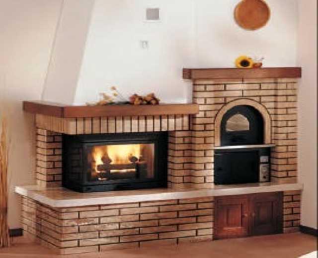 Продам: варочная печь с духовкой на дровах
