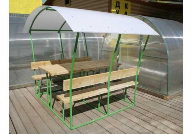 Продам: Новые садовые беседки
