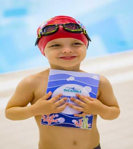 Предложение: Детская шк. плавания Океаника Крылатское