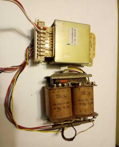 Продам трансформаторы к аудиоаппаратуре СССР