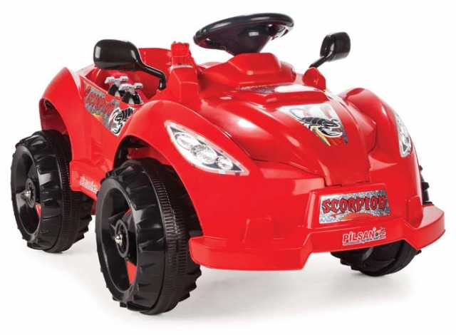 Продам Электромобиль Scorpion 12V