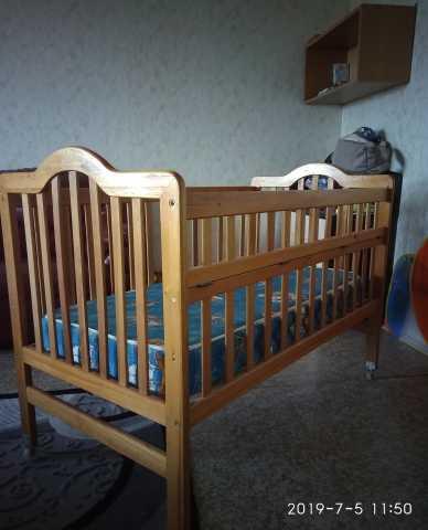 Продам Детская кроватка