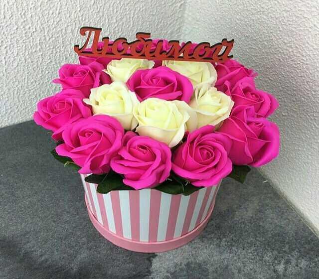 Продам Букеты из ароматных мыльных роз