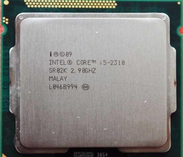Продам Процессор i5 2310
