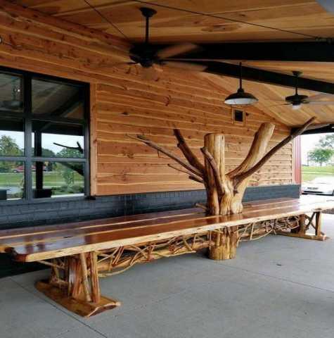 Вакансия: мастер по дереву