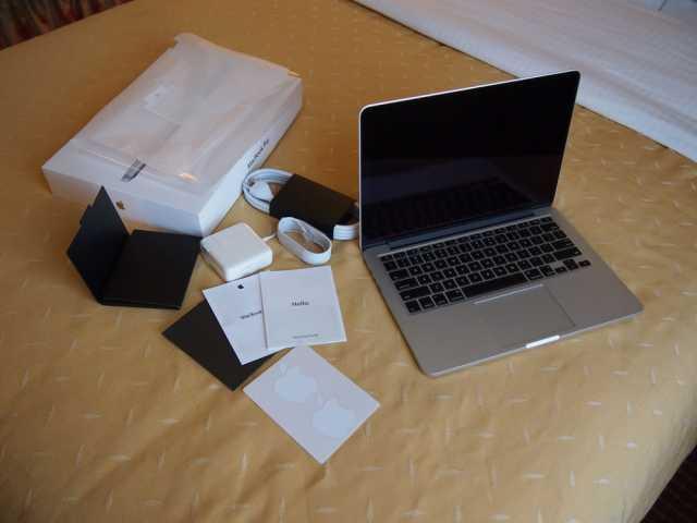 Продам: Apple mac book pro