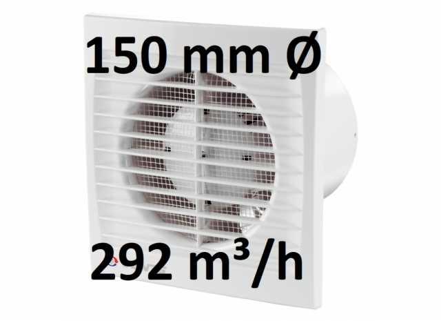 Продам Вентилятор Вентс 150 С Для монтажа с воз