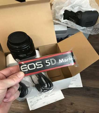 Продам: Canon eos 5d mark lll