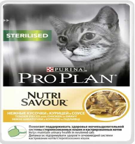 Продам Корм для кошек Pro Plan