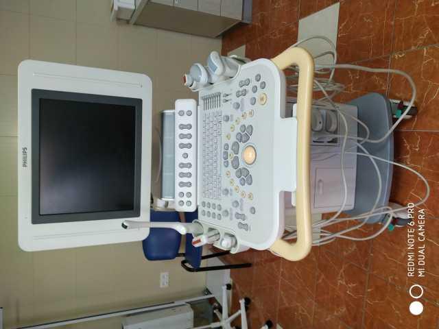 Продам УЗИ-сканер Philips HD-11XE