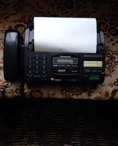 Продам: Факс «Panasonic KX-F780B»