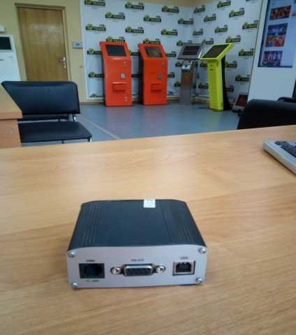Продам 3G терминал Позитрон M 3G USB/232