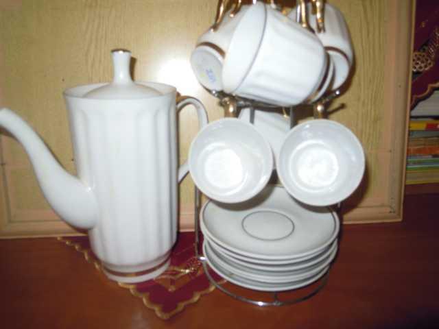 Продам кофейный сервиз из СССР