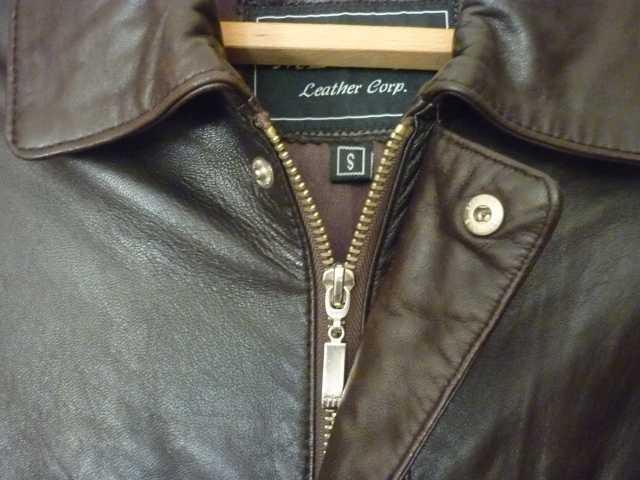 Продам Новая кожаная куртка