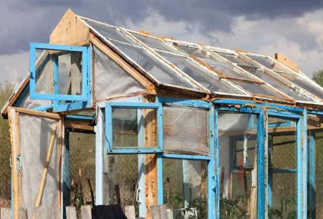 Предложение: Демонтаж сараев теплиц хоз. построек