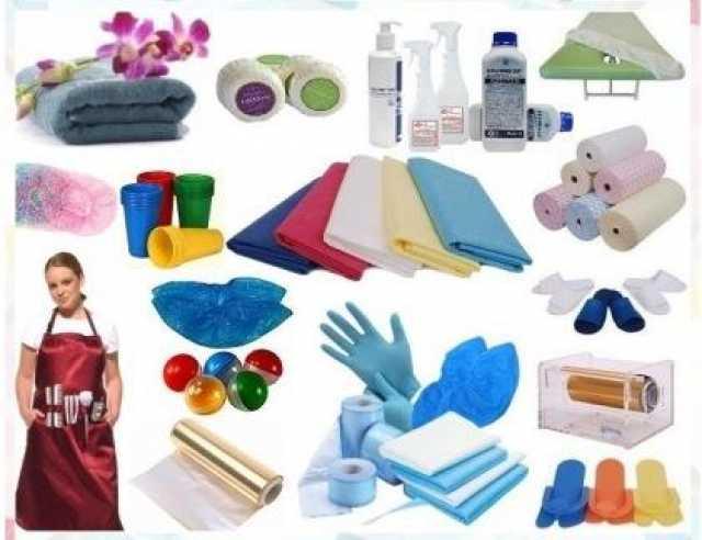 Продам Расходные материалы для салонов красоты