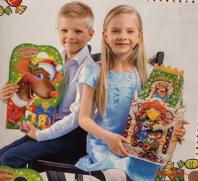 Продам: сладкие новогодние подарки