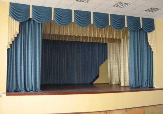 Продам: Текстильное оформление лож и балконов