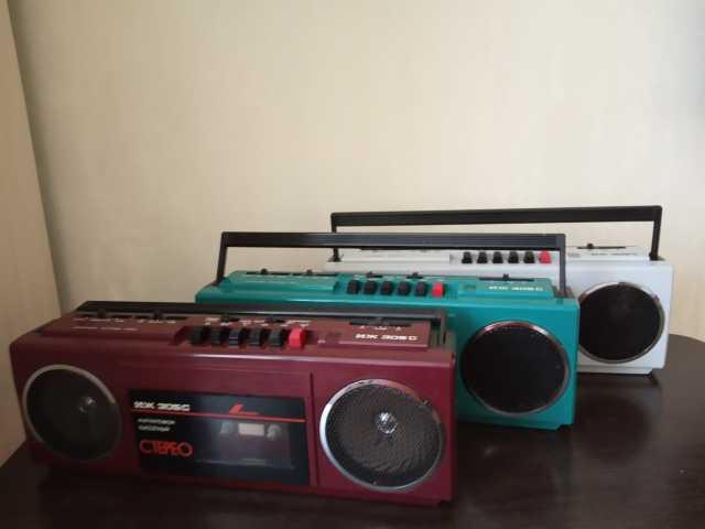 Продам Кассетный магнитофон ИЖ-305С