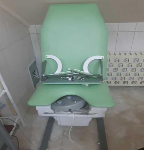 Продам Гинекологическое кресло «клер кгэм 01»