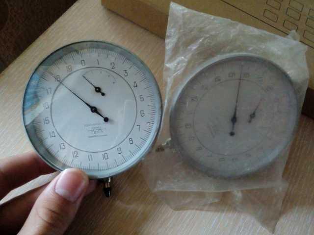 Продам: различные индикаторы часового типа