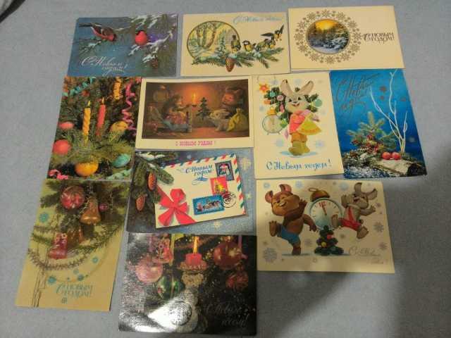 Советские открытки нижний новгород
