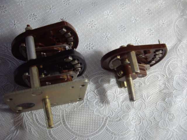 Продам: ПЩ-3П1Н2 щёточный переключатель