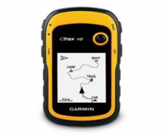 Продам: Garmin eTrex 10 Glonass